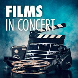 Films In Concert Series Thurs/Fri
