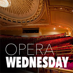 Utah Opera Series - Wednesday