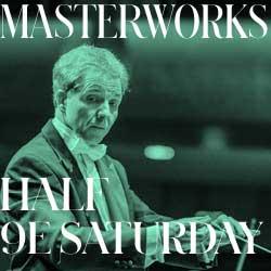Masterworks 9E Preludes + UNWOUND - Saturday
